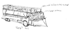 Tony's Bus by IrateResearchers
