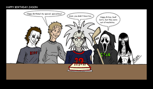 HH - Happy Birthday Jason by HH-HorrorHigh