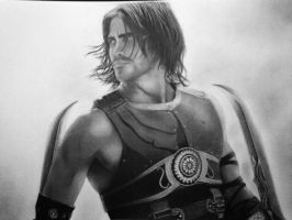 prince of persia by SHAPOORI