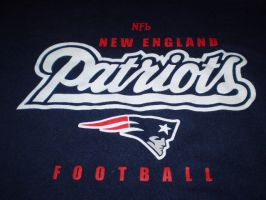 New England Patriots by RoidMonkey