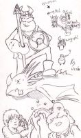 Pork- How to Hatch a dragon 13 by T-Nooler