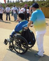 The Only DPRK Paralympic Athlete... by ggeudraco