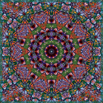 Kaleidoscopic Obsessions 21 by Leichenengel