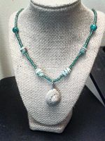 Seashell necklace 2 by Eve Renee by BackhandBLAM