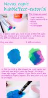 Nevas copic bubbleeffect tutorial by Nevaart
