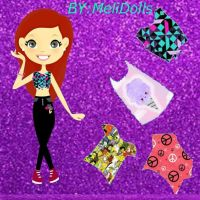 Pack De Remeras Para Dolls png BY MeliDolls by MeliDolls