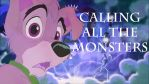 Animash~Calling All the Monsters(Happy Halloween!) by DreamstartheWarrior