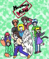 Project Heaven's Ruin Cover by Rubygem14