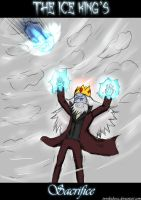 The Ice King's Sacrifice by PyrokidSosa
