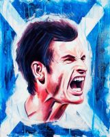 Andy Murray by gavcam