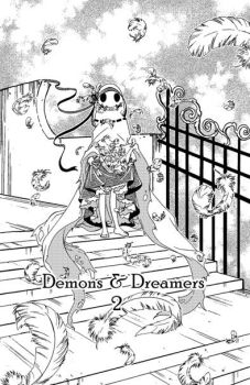 Demons and Dreamers Illustration by ekyu