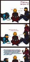 You had me at Garrus by Netreemic