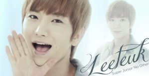 Super Junior No Other Leeteuk by ForeverK-PoPFan