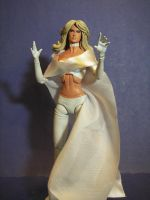 Emma Frost by cusT0M