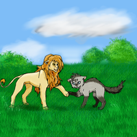 Brometail and LION by Springfur