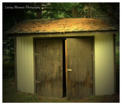 A Little Shack by LastingMomentsPhotos
