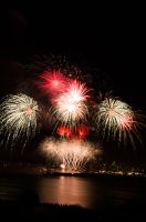 Gasworks Fireworks 7 by draxxion