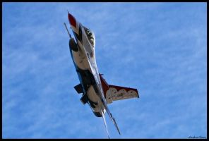 Nellis Thunderbirds 3 by AirshowDave