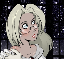 Princess Integra - Yule Ball by mistressmariko