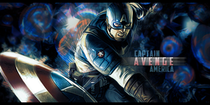 Captain America by SimpleGFX