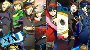 P4A Ultimax: Investigation Team (Parallel) by AkiyamaFC