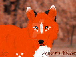 Autumn Breeze-Dragon75394s Contest Entry by FenneAdaekhol