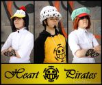 Heart Trio | Heart Pirates VIII by MatterOfHeart