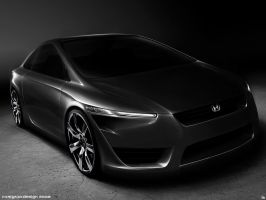 Honda Civic NS-5 by Narigato