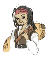 Subaka no Jack Sparrow by BBH