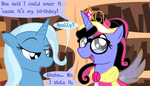 Happy Birthday Pixelkitties! by Dazed-and-Wandering