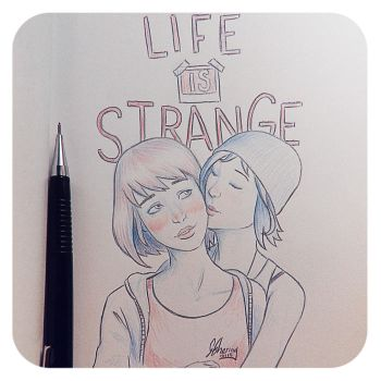 Life is Strange by Gun-B