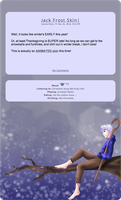 Peaceful Jack Frost Skin-REVISED by ZombieOwl