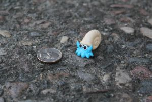#138 Omanyte by AnnalaFlame