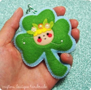 Happy St. Patrick's Day! by CraftersBoutique