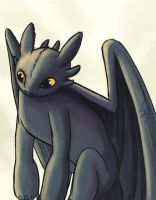Purely Toothless by lightskin