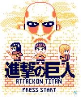 attack on 8bit by boner-city