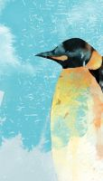 Pinguin by Canvascope