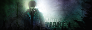 Alan Wake by Sar4gon