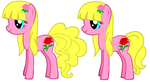 If I made Rose in the Version 3 by roseprincessmitia