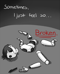 Broken by MoonlightSiieda