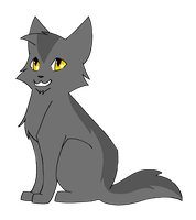 Graystripe of ThunderClan by Nightyblaze