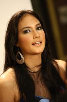 Former Miss Indonesia by IndraBekti