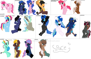 Custom Group Upload 3 (holy Cow) by Goldenecho