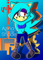 265 - RQ12 - Aziana 'Icicle' Shade by DjSMP