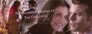 Fan Vampire Diaries et The Originals by N0xentra