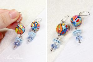 Cote d'Azur by OrionaJewelry