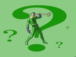 The Riddler by sir-meta