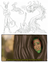 When your character is a tree-shapeshifter by Desrteskimo