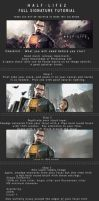 HL2 Full Signature Tutorial by ineedfire