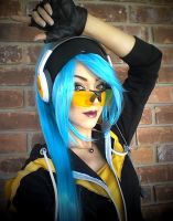 Fnatic Janna Cosplay by LuciaItaliana